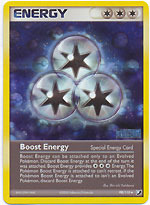 Boost Energy - 98/115 - Uncommon - Reverse Holo