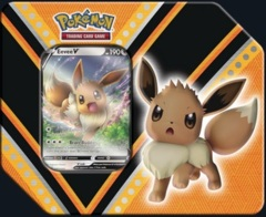 Pokemon V Powers Tin - Eevee V