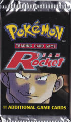 Pokemon Team Rocket Booster Pack (Unlimited)