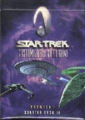 Star Trek CCG Premiere Starter Deck II