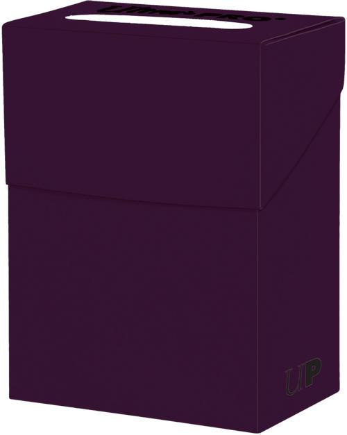 Ultra Pro Deck Box - Plum