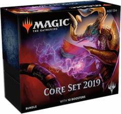 MTG Core Set 2019 Bundle Fat Pack