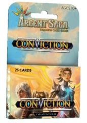 Argent Saga TCG: Conviction Expansion Pack 3