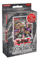 Yu-Gi-Oh Phantom Darkness Special Edition Pack