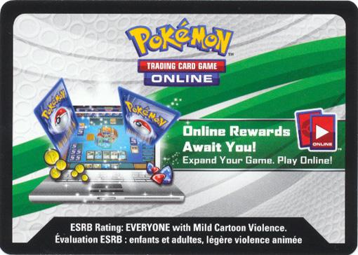 Tyrantrum Ex Box Online Code Card Pokemon Card Singles