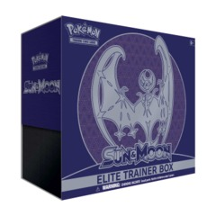 Pokemon Sun & Moon Base Set Elite Trainer Box - Lunala