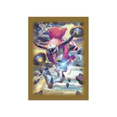 Pokemon Standard Size Sleeves - Hoopa Unbound - 65ct