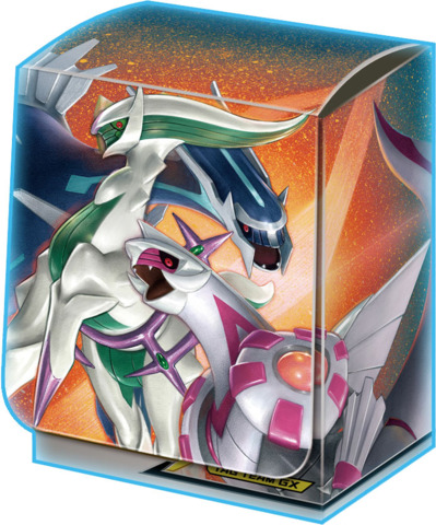 Japanese Pokemon Sun & Moon SM12 Alter Genesis Deck Box