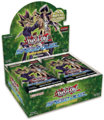 Yu-Gi-Oh Speed Duel: Arena of Lost Souls 1st Edition Booster Box