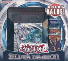 Yu-Gi-Oh Silver Dragon Value Box