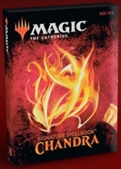 MTG Signature Spellbook: Chandra Box Set