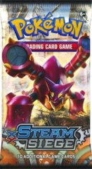 Pokemon XY11 Steam Siege Booster Pack
