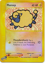 Mareep - 119/165 - Common - Reverse Holo