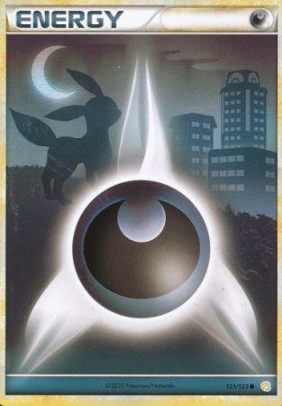 Darkness Energy - 121/123 - Common - Reverse Holo