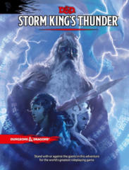 Dungeons & Dragons 5th Edition Storm King's Thunder