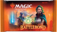 MTG Battlebond Booster Pack