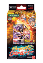 Dragon Ball Super Card Game DBS-SD10 Series 8 Starter Deck