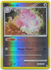 Blissey - 5/123 - Rare - Reverse Holo