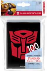 Ultra Pro Standard Size Transformers Sleeves - 2019 Autobots - 100ct