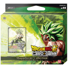 Dragon Ball Super Card Game DBS-BE08 Magnificent Collection - Forsaken Warrior (Broly)