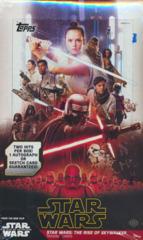 2019 Topps Star Wars The Rise of Skywalker Hobby Box