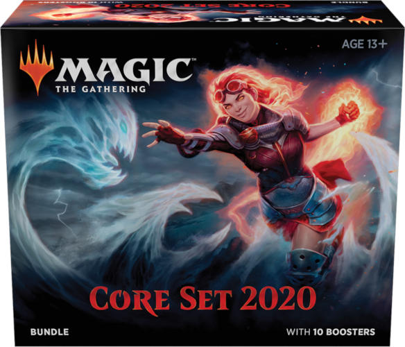 MTG Core Set 2020 Bundle Fat Pack