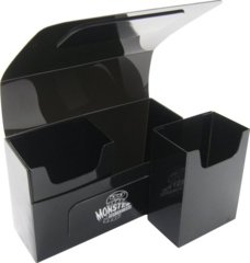 Monster Double Deck Box - Black