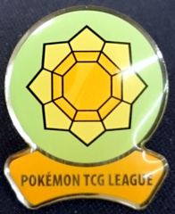 TCG Fire Red Leaf Green League Thunder Badge - Vermilion City
