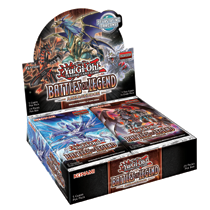 Yu-Gi-Oh Battles of Legend: Armageddon 1st Edition Booster Box