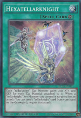 Hexatellarknight Super Rare Holo DUEA-ENDE7