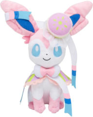 Japanese Pokemon Center We are Team Treat Sylveon Plush