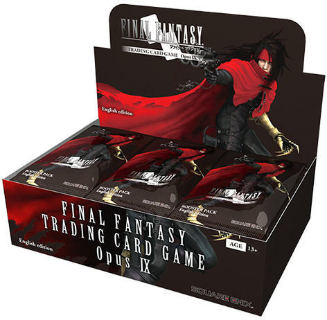 Final Fantasy TCG Opus IX Collection Booster Box