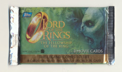 Topps Europe Limited - Lord Of The Rings Fellowship Of The Ring Movie Cards - Booster Pack