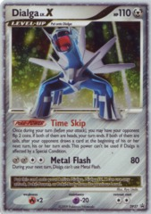 Dialga Lv.X DP37 Cosmos Holo Promo - Collector's Tins Exclusive