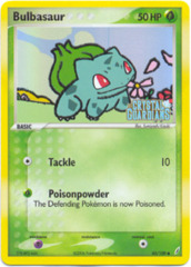 Bulbasaur - 45/100 - Common - Reverse Holo