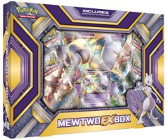 Pokemon 2016 Mewtwo EX Collection Box