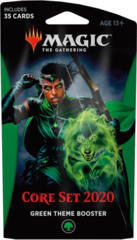 MTG Core Set 2020 Theme Booster Pack - Green