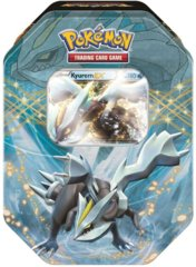 Pokemon 2012 Black/White EX Collectors Tin Kyurem