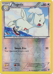 Togetic - 103/135 - Uncommon - Reverse Holo