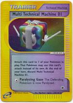 Multi Technical Machine 01 - 144/165 - Uncommon - Reverse Holo
