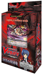 Cardfight!! Vanguard VGE-TD17 Will of the Locked Dragon Trial Deck