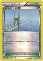 Skyarrow Bridge - 91/99 - Uncommon - Reverse Holo