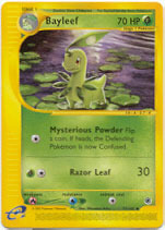 Bayleef - 71/165 - Uncommon