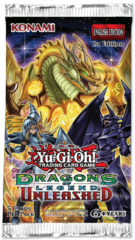 Yu-Gi-Oh Dragons of Legend Unleashed 1st Edition Booster Pack
