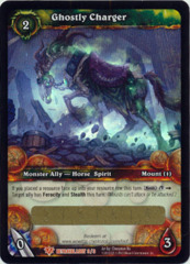 Ghostly Charger Loot Card
