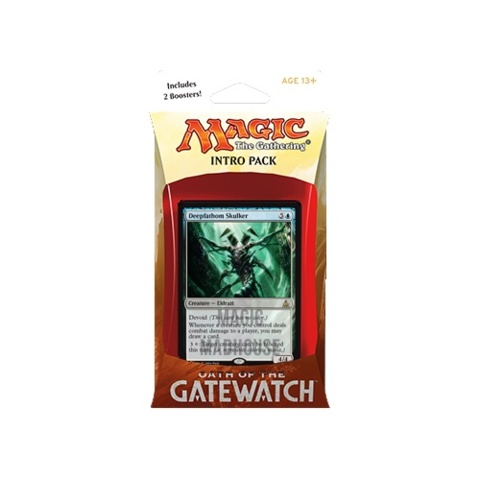MTG Oath of the Gatewatch Intro Pack: Twisted Reality