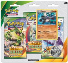 Pokemon XY6 Roaring Skies 3-Booster Blister Pack - Pangoro Promo