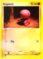 Trapinch - 78/97 - Common - Reverse Holo