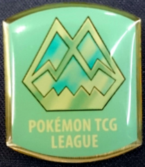 TCG Sinnoh League Icicle Badge - Snowpoint City