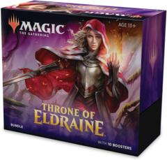 MTG Throne of Eldraine Bundle Fat Pack
